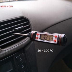 Thiết bị đo nhiệt độ cửa gió điều hòa HP101